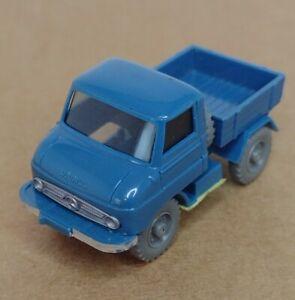 Wiking 1:87 h0 camions pieux FERNLASTZUG IVECO MAGIRUS BERLIN-W neuf dans sa boîte 45