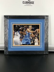 Elena Delle Donne WNBA Chicago Sky Signed AUTOGRAPH 8 x 10 Photo Framed