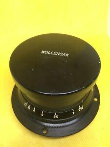 Wollensak Dumont 180mm F/3.5 TV scanner Raptar lens NEW OLD STOCK