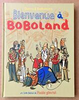 BD EO 2008 BIENVENUE à BOBOLAND Fluide Glacial Monsieur JEAN Superbe État
