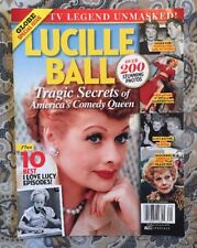 Globe Special Issue Lucille Ball Tragic Secrets Of America's Comedy Queen 2013