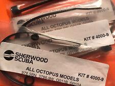Sherwood Scuba Maintenance Kit #4000-9 Set Of Three