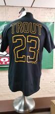 Mike Trout Salt Lake Bees Majestic Remember When T-shirt Minor League Angels