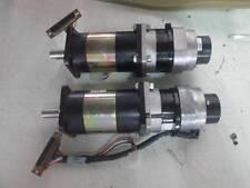 Lot Of 2 Cgi 023pnx1000 Xx 23n08 Planetary Gearhead Mcg Servo Motor Ib23000 E1