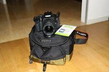 Fotocamera Canon EOS 600D reflex digitale + obiettivo 18-55 IS + SOLO 4000 SCATT