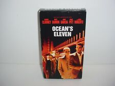 Oceans Eleven VHS Video Movie