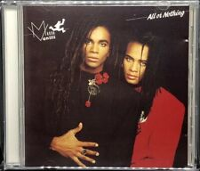MILLI VANILLI - ALL OR NOTHING, CD ALBUM, (1988).