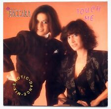 "New Baccara - Touch Me - Rare 12"" Vinyl Maxi Single - Erotic Dance Mix Bellaphon"