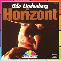 Udo Lindenberg Horizont (compilation, 11 tracks, 1983-88) [CD]