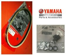 KIT TRASMISSIONE CINGHIA + RULLI + CURSORI  ORIGINALE YAMAHA X-MAX 125 2008 2009