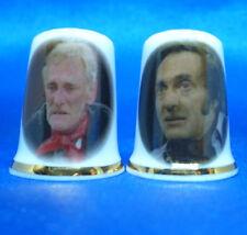 Birchcroft  Thimbles Pair -- Steptoe & Son  --  Free Dome Gift Boxes