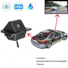 Waterproof CCD Car Rear View Reverse Back up Camera for Mitsubishi Outlander