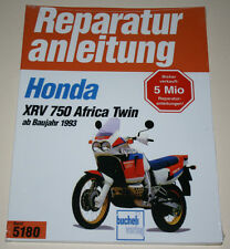 Reparaturanleitung Honda XRV 750 Africa Twin ab 1993