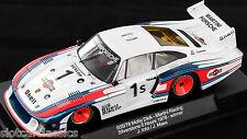 RACER SIDEWAYS SW20 PORSCHE 935/78 MOBY DICK  MARTINI RACING    1/32 SLOT CAR