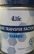 4Life Transfer Factor CLASSIC 1 BOTTLE - FREE SHIPPING EXP. 2019