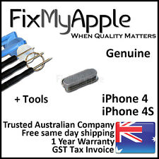 iPhone 4 4G 4S OEM Original Power Button Sleep Lock Switch Replacement Tools Kit