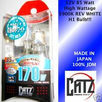 CATZ FET 85W=170W R H1 High Wattage Halogen Bulb fits Hella PIAA KC Fog Lights