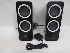 Logitech Multimedia Speakers Z200 with Stereo Sound -Black- (45705)