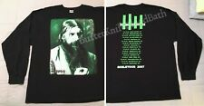 Type O Negative 2007 Vtg Long Sleeve T Shirt 3XL Dead Again Tour Peter Steele