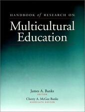 Handbook of Research on Multicultural Education-ExLibrary
