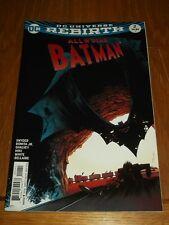 BATMAN ALL STAR #2 DC UNIVERSE REBIRTH VARIANT