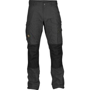 Fjällräven Vidda Pro Trousers M Regular, Dark Grey