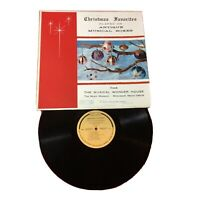 Christmas Favorites : Played On Antique Musical Boxes.  RPC-8 *Vinyl (VG) copy