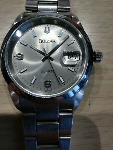 Bulova Quartz 38801 Used Watch for men