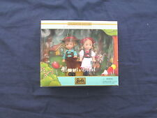 2000 Kelly & Tommy Hansel & Gretel Barbie Collectables Limited Edition New