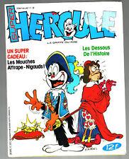 PIF PRESENTE : SUPER HERCULE n°9 ¤ 03/1987