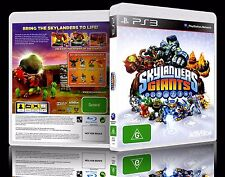 (PS3) Skylanders: Giants / Sky Landers (G) (Action) Guaranteed, Tested