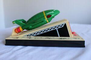 Vintage Thunderbirds Talking Alarm Clock - Wesco 1993