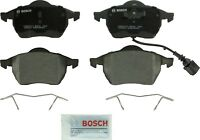 Disc Brake Pad Set-Quietcast Pads Front Bosch BP687A