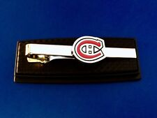 Montreal Canadiens Tie Clip Hockey Gift Idea Canadiens Tie Bar
