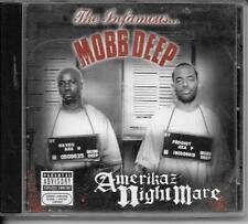 CD ALBUM 16 TITRES--MOBB DEEP--AMERIKAZ NIGHTMARE--2004