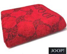 B_ JOOP! 1611 CORNFLOWER FROTTIER DUSCHTUCH BADETUCH 80 x 150 CM 24 RUBIN ROT