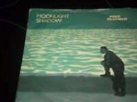 "Mike Oldfield - Moonlight Shadow - Vinyl Record 7"" Single - VS586 - 1983"