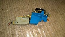 99 00 01 02 SAAB 9-3 2DR CONVERTIBLE RIGHT FRONT DOOR LOCK LATCH ACTUATOR OEM