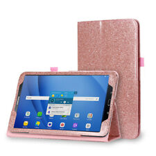 Samsung Galaxy Tab A 10.1 2016 Bling Leather Case Full Glitter Protective Cover
