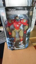 NFL SAN FRANCISCO 49ERS TEAM CLEATUS ROBOT FIGURE NEW IN BOX !!!!