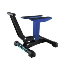 Apico X-Treme MX Motocross Lift-Up Bike Stand - Blue