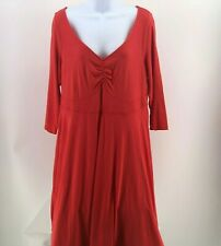 Torrid Women's Dress Size 1 Red New With Tags
