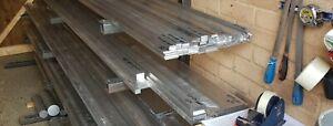Bespoke Order  - 6082 flat bar 100x5mm 1@1650mm