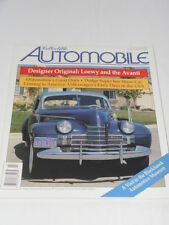 Collectible Automobile Magazine Month Year Vol 14 - No 5