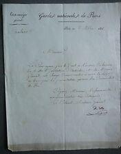 Invitación al Ceremonia de la Luto de l.Emperatriz d.Austria. 1816