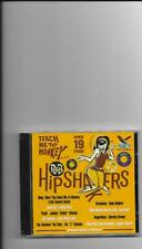 """R & B HIPSHAKERS, CD """"TEACH ME TO MONKEY & 19 OTHERS"""" NEW SEALED"""