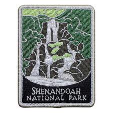 Shenandoah National Park Patch - Blue Ridge Mountains, Virginia (Iron on)