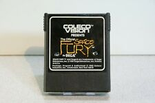 Coleco Vision The Official Space Fury Video Game by Sega, 1982