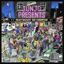 HENRY 'JUNJO' LAWES - HEAVYWEIGHT DUB CHAMPION - NEW CD COMPILATION