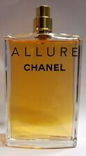 ALLURE by Chanel 3.4 oz 100 ml EDT Spray Perfume for Women 99% full No Cap